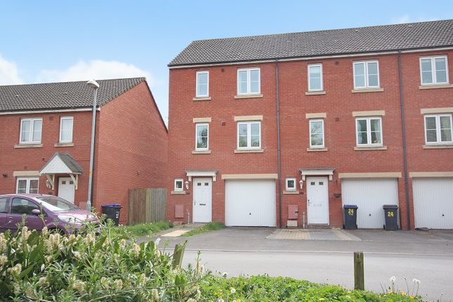 Thumbnail End terrace house to rent in Primmers Place, Westbury