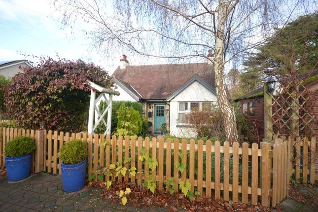 Thumbnail Detached bungalow for sale in Ashburton Road, Bovey Tracey, Newton Abbot, Devon