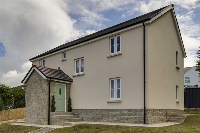 Thumbnail Detached house for sale in Plot 12 Green Meadows Park, Narberth Road, Tenby