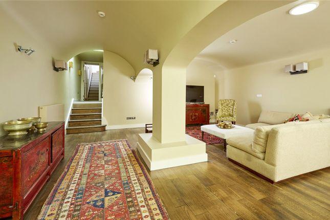 Sitting Room of St. John Street, Oxford, Oxfordshire OX1