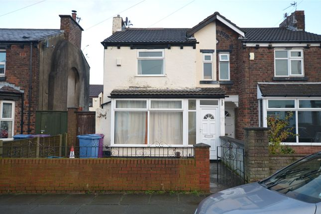 Thumbnail Semi-detached house for sale in Chester Road, Anfield, Liverpool