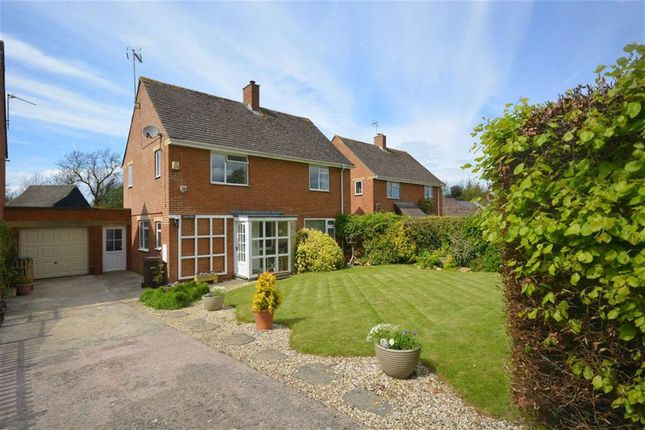 Thumbnail Detached house for sale in Haresfield, Stonehouse