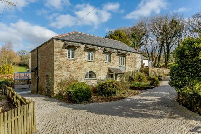 Thumbnail Barn conversion for sale in Liskeard, Cornwall