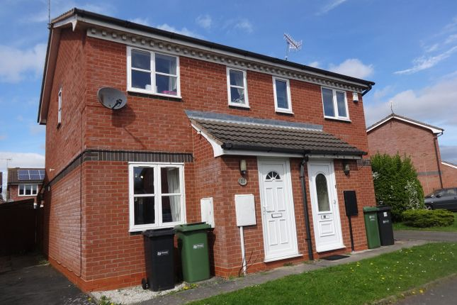 2 bed semi-detached house to rent in Chelmsford Drive, Worcester