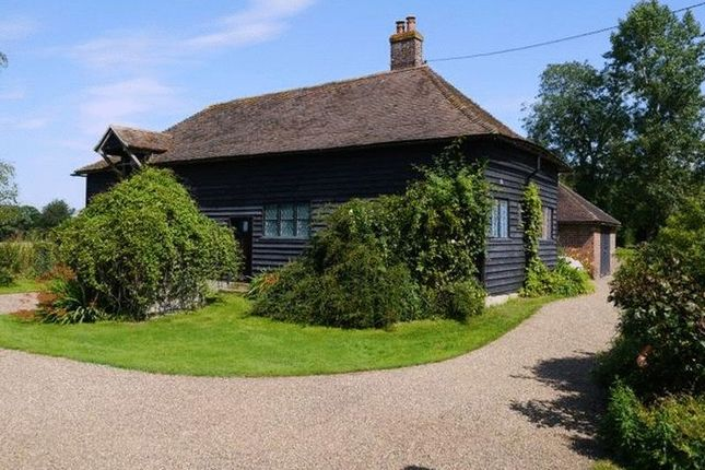 Thumbnail Cottage to rent in North Leigh, Stelling Minnis, Canterbury
