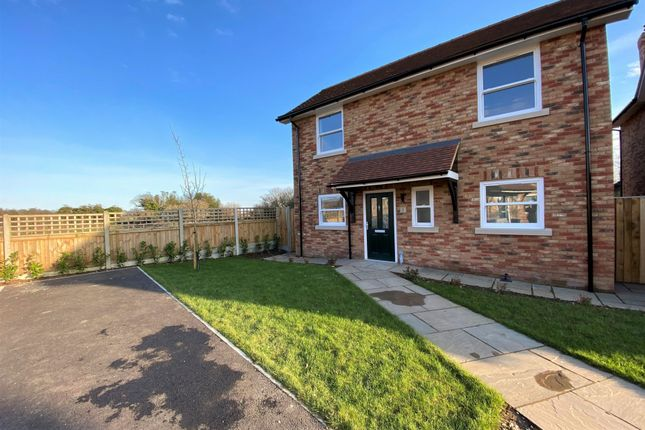Thumbnail Detached house for sale in St Crispins Close, Minster