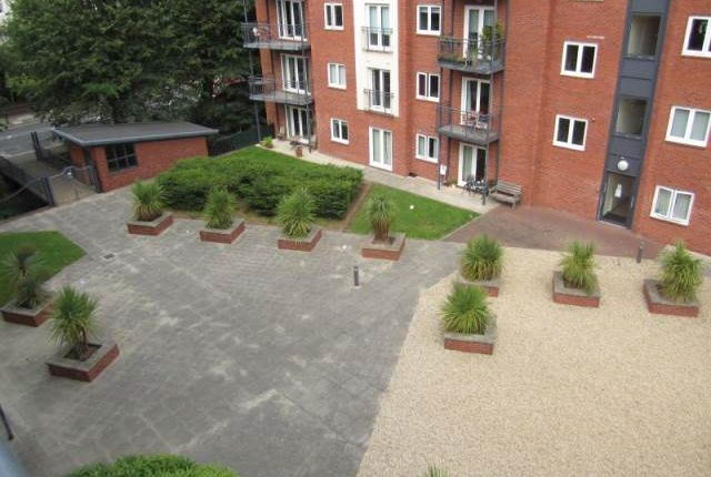 Communal Gardens of Constantine House, New North Road, Exeter EX4