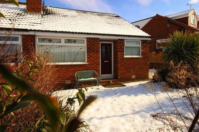 Thumbnail Semi-detached bungalow to rent in Castle Ings Gardens, New Farnley, Leeds