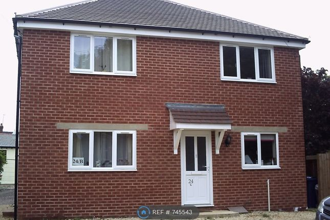 2 bed semi-detached house to rent in Fergusson Road, Banbury OX16
