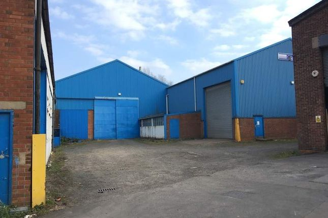 Thumbnail Light industrial for sale in Dudley Road East, Oldbury