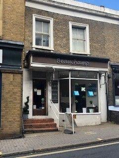 Thumbnail Retail premises for sale in 14 Eton Street, Richmond