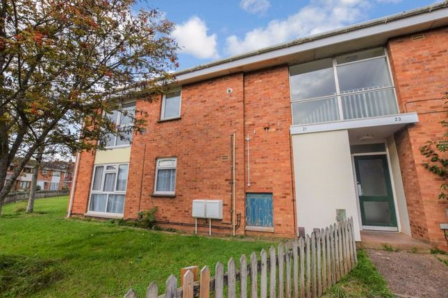 2 bed flat for sale in Abbeville Close, St Leonards, Exeter EX2