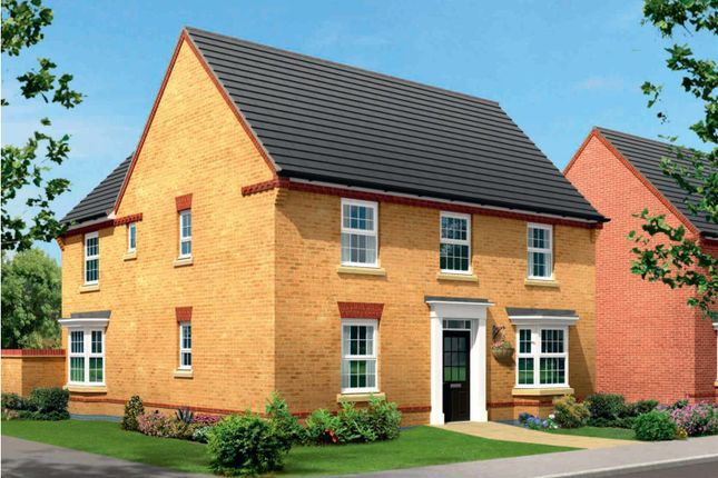 Thumbnail Detached house for sale in Blenheim Close, Stafford