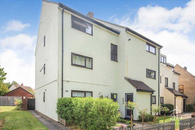Thumbnail Property for sale in Lark Rise, Martlesham Heath, Ipswich