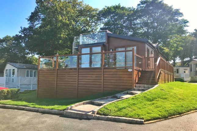 Thumbnail Detached house for sale in Willerby Rutherford Rooftop, Brynteg Holiday Home Park, Caernarfon