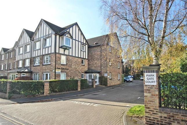 Thumbnail Flat to rent in Park Gate Court, Constitution Hill, Woking