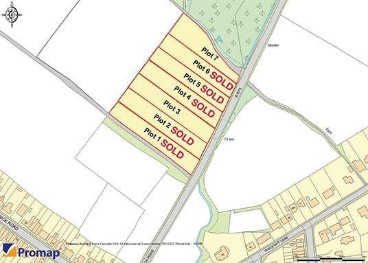Land for sale in Selston Road, Jacksdale, Nottingham
