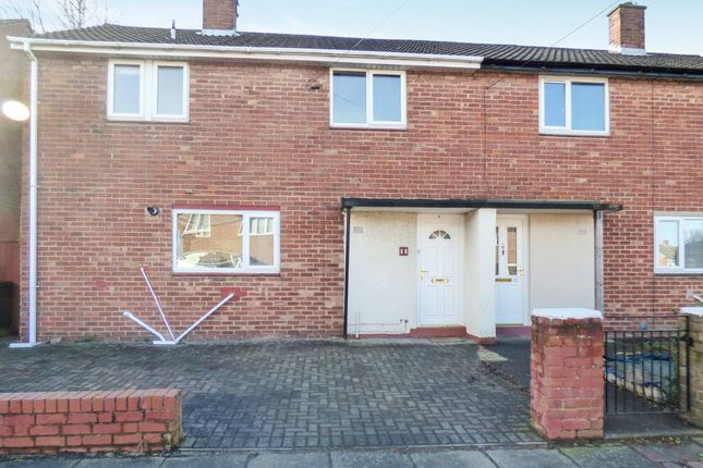 3 bed semi-detached house to rent in Tiverton Avenue, North Shields