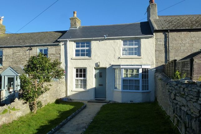 3 bed terraced house for sale in Nancherrow Terrace, St. Just, Cornwall