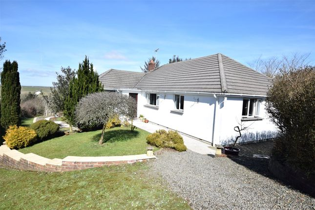3 bed detached house for sale in Penstowe Road, Kilkhampton, Bude