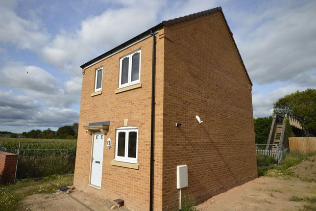 Thumbnail Detached house for sale in Thomas Penson Road, Gobowen, Oswestry