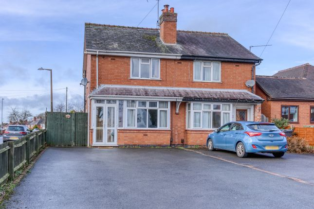 2 bed semi-detached house for sale in Evesham Road, Crabbs Cross, Redditch B97