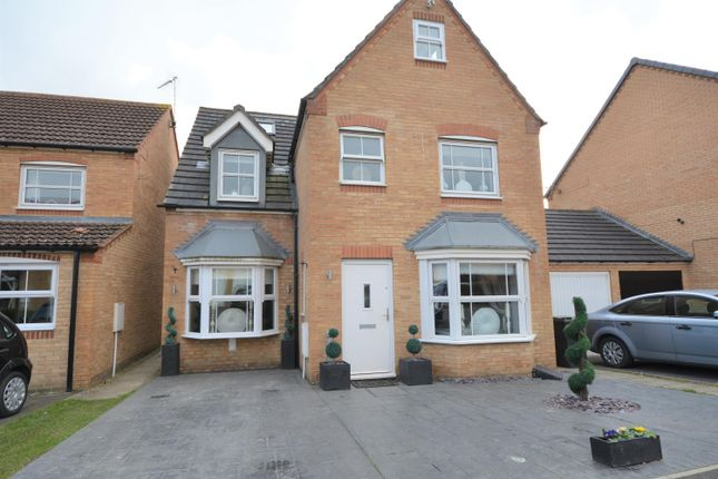 Thumbnail 6 bed detached house for sale in Northbridge Park, St. Helen Auckland, Bishop Auckland