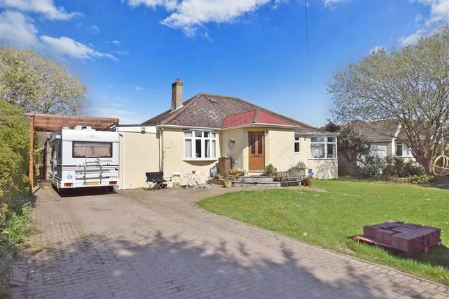 Thumbnail Detached bungalow for sale in Park Lane, Selsey, Chichester, West Sussex