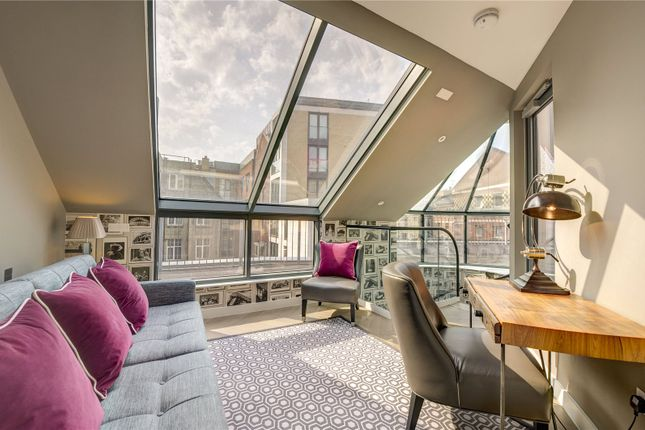 Thumbnail Flat for sale in Bedford Street, Covent Garden