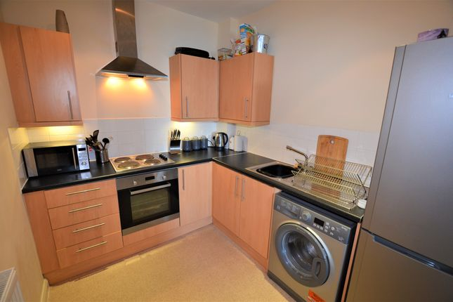 Thumbnail Flat for sale in Kitson Way, Harlow