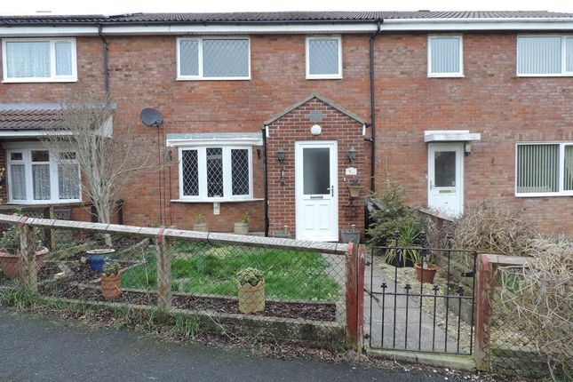 3 bed terraced house for sale in Burnbush Close, Stockwood, Bristol