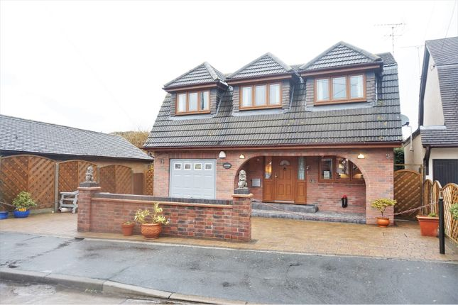 Thumbnail Detached house for sale in Eric Road, Basildon