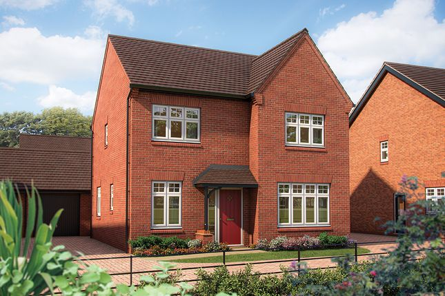 "Thumbnail Detached house for sale in ""The Cedar"" at Warwick Road, Kenilworth"