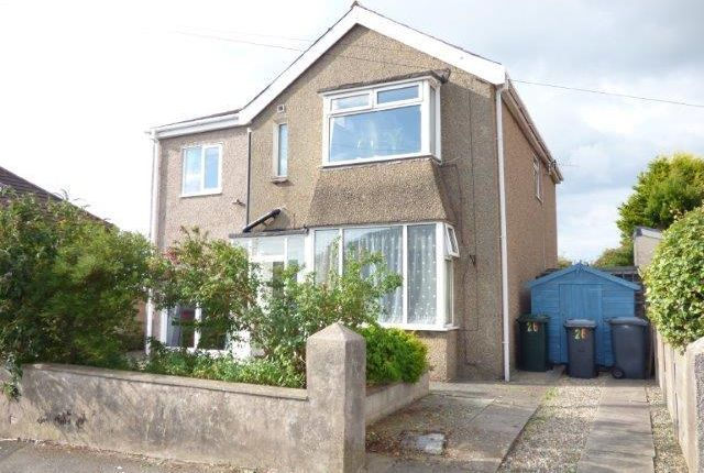 Thumbnail Detached house for sale in Whernside Road, Scale Hall, Lancaster