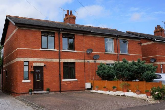 Thumbnail Semi-detached house for sale in North Villas, Cotford St. Luke, Taunton