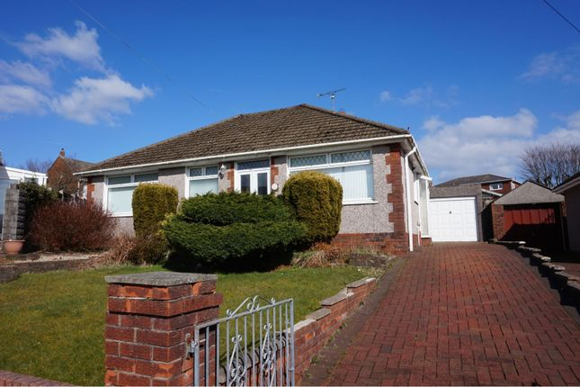 Thumbnail Detached bungalow to rent in Garnlwyd Close, Morriston