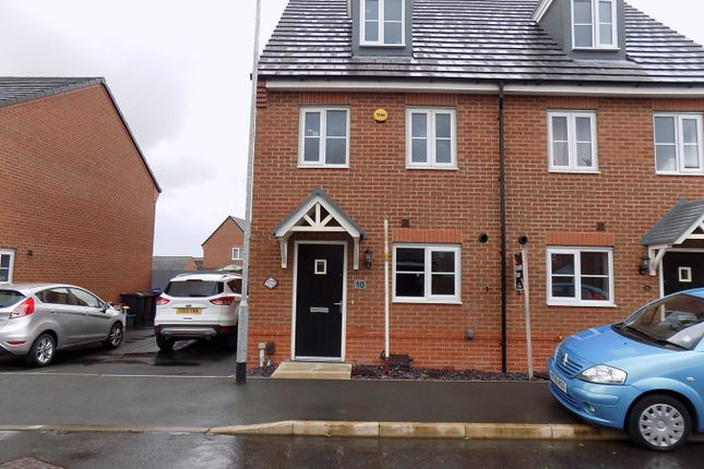 Thumbnail Semi-detached house for sale in Assembly Avenue, Leyland