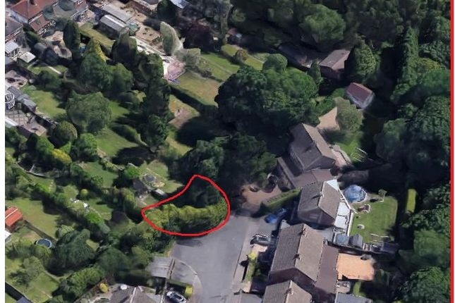 Land for sale in Cumberwell Drive, Enderby, Leicester