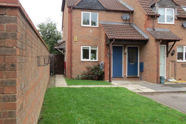 Thumbnail Maisonette to rent in Leacey Mews, Churchdown, Gloucester