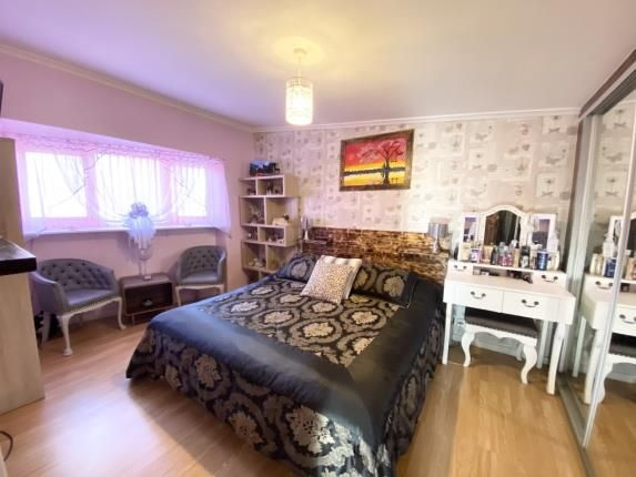 Bedroom One of Red Hall Avenue, Connah's Quay, Deeside, Flintshire CH5