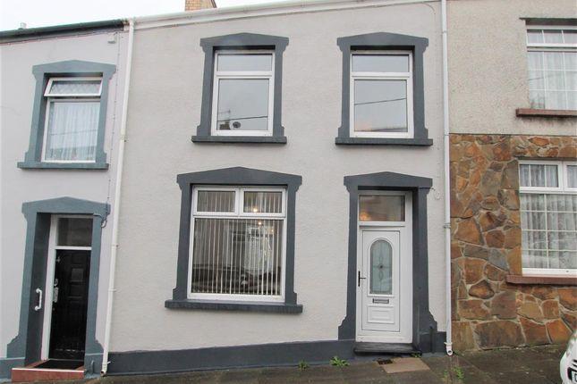 Thumbnail Terraced house for sale in Bryntirion Street, Merthyr Tydfil