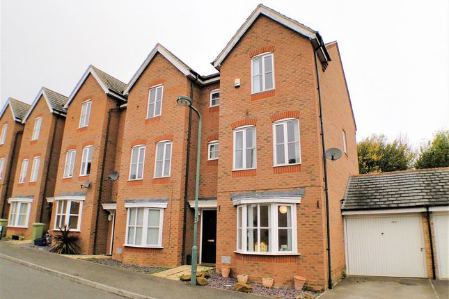 Thumbnail End terrace house for sale in Clifton Moor, Oakhill, Milton Keynes