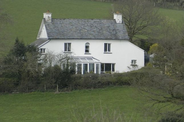 Thumbnail Detached house for sale in Silian, Lampeter