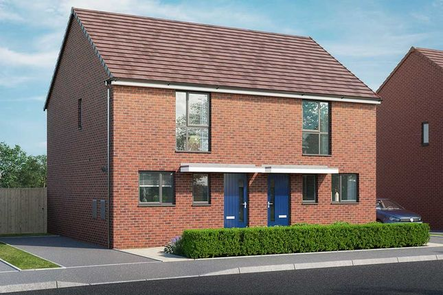 """Thumbnail Property for sale in """"The Cornflower"""" at Goscote Lane, Bloxwich, Walsall"""