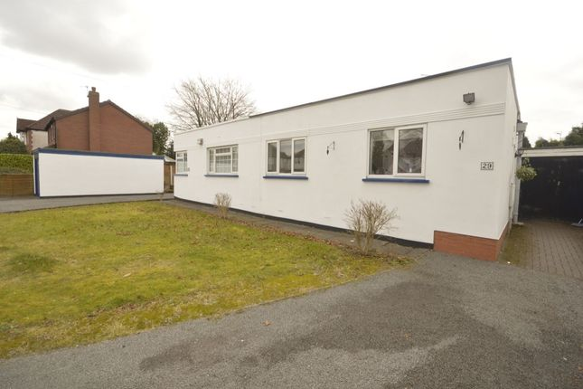 Thumbnail Bungalow for sale in Birches Road, Codsall, Wolverhampton