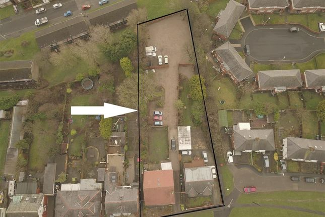 Thumbnail Land for sale in St. Walburgas Road, Blackpool