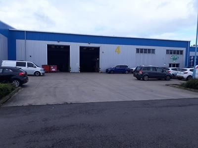 Thumbnail Light industrial to let in Unit 4 Spitfire Close, Coventry Business Park, Coventry