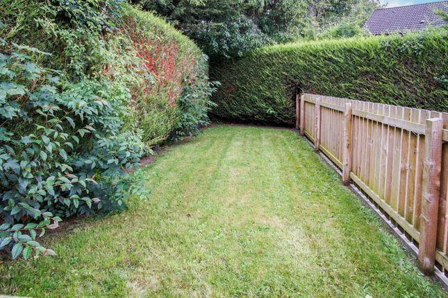 Rear Garden of Aberlady Crescent, Dundee DD4
