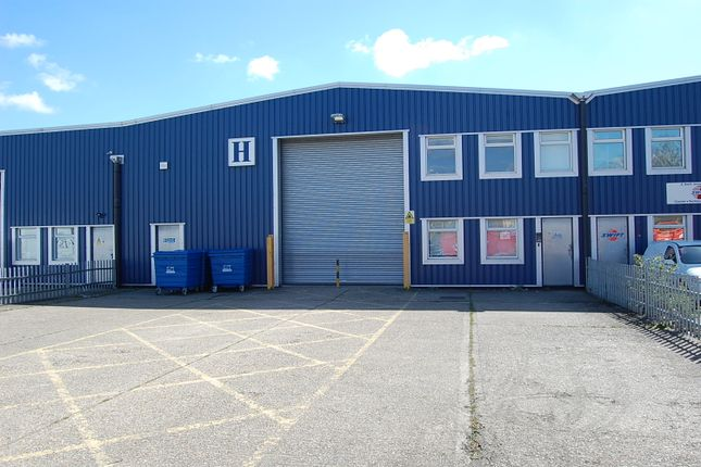 Thumbnail Industrial to let in Hambridge Lane, Newbury