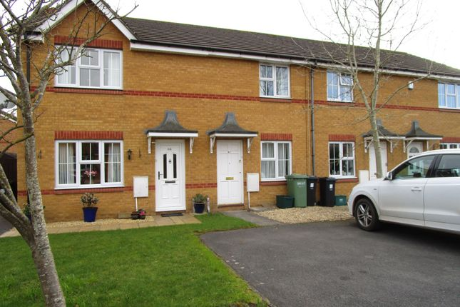 Thumbnail Terraced house to rent in The Willows, Bradley Stoke, Bristol